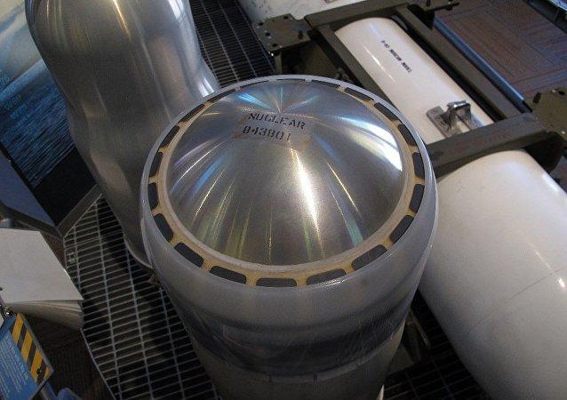 专家:美国放缓拆卸退役核弹头