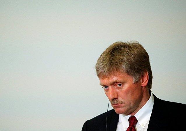 俄总统新闻秘书:莫斯科认为指责俄罗斯与网络恐怖主义有关是荒谬之举