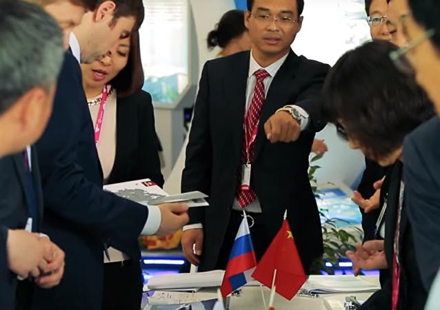 吉林省搭建中俄经贸服务平台为两国企业提供项目合作信息