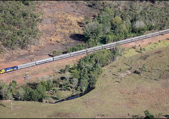 澳大利亚火车