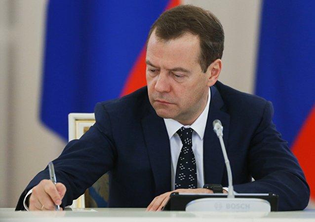 俄政府办公厅称总理日程未安排与美总统会晤 但不排除接触