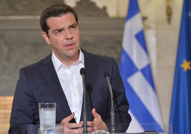 希腊总理:希腊在等待俄土天然气管道谈判结果