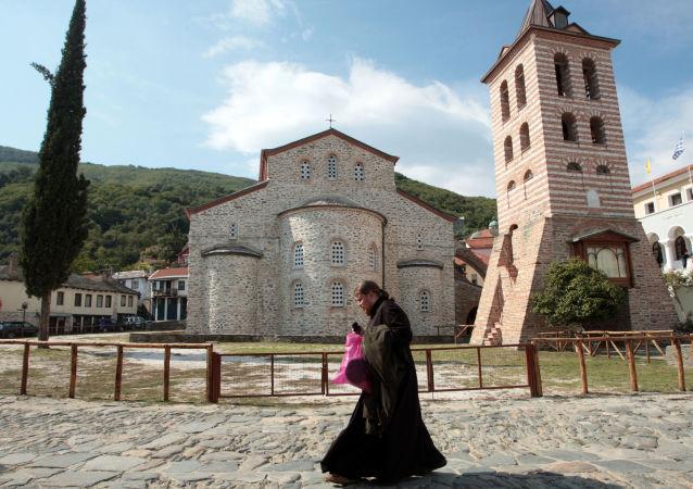 普京将参加俄罗斯修士在阿索斯圣山修行千年庆祝活动