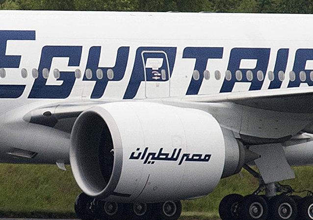 媒体:烟雾报警器误报可能是埃及航空客机在地中海失事的原因