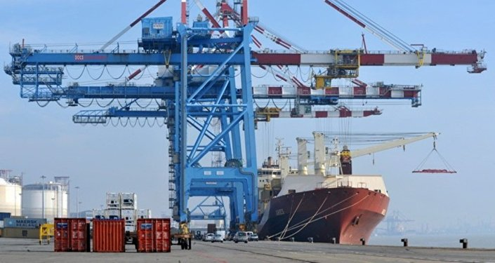 中国商务部:中国出口情况好于美日等世界主要经济体
