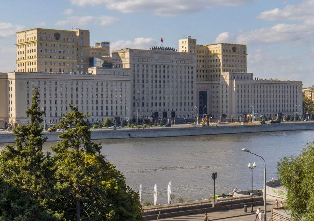 俄国防部:已及时发现并成功阻止勒索病毒的攻击