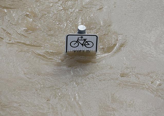媒体:美国德克萨斯州洪水已致4人死亡