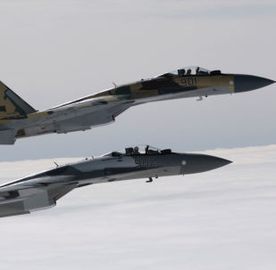 俄羅斯2016年已開始向中國供應蘇-35戰鬥機