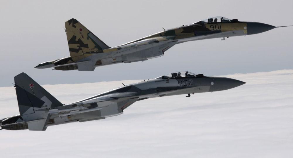 阿联酋有意从俄罗斯购买数十架苏-35歼击机
