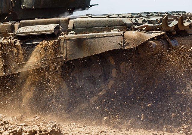 俄向以色列归还1980年代被叙利亚军队俘获的坦克