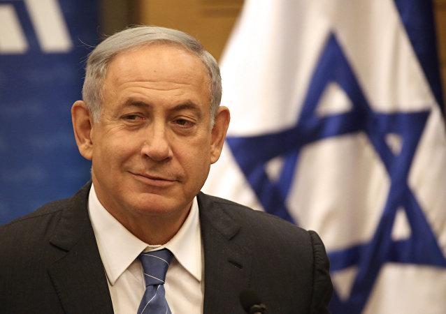 内塔尼亚胡认为特朗普将支持以色列