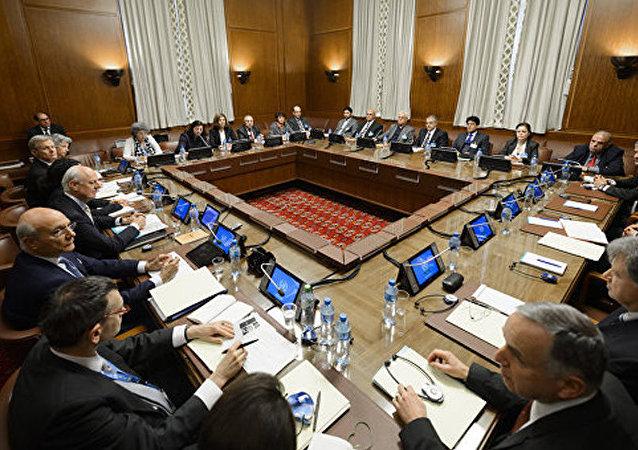 俄常驻代表:俄法在日内瓦就调解叙利亚危机举行磋商
