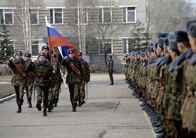 中国军方代表团将访问梁赞高等军事空降指挥学院