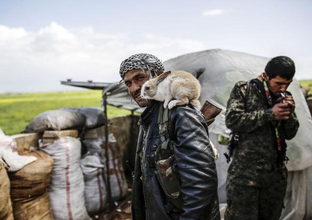 库尔德民兵