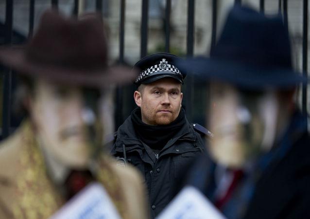 伦敦将增加部署武装警察应对恐袭威胁
