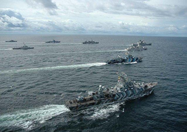 媒体:印尼、马来西亚和菲律宾商定在苏禄海域联合巡逻