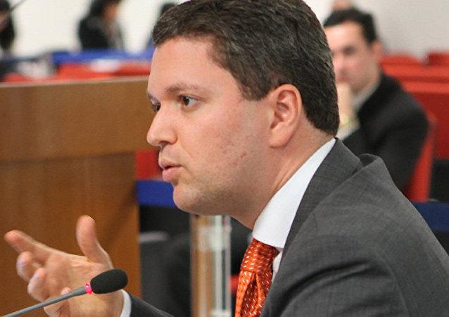 巴西反腐部部长法比亚诺·西尔韦拉