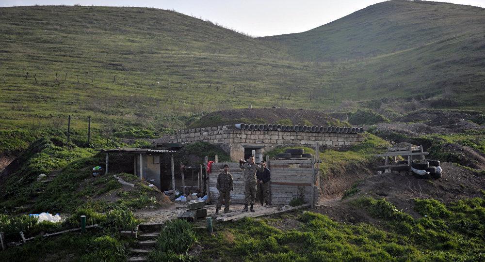 阿塞拜疆国防部:过去一昼夜内纳卡发生15起破坏停火行为