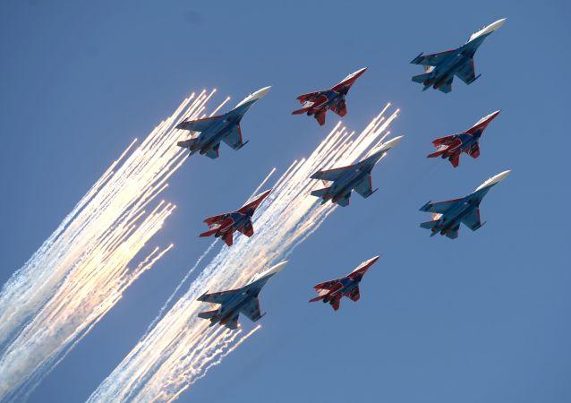 普京:俄罗斯军队不会威胁任何人