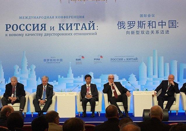 中国专家:中国和俄罗斯都关心中亚地区的安全与稳定