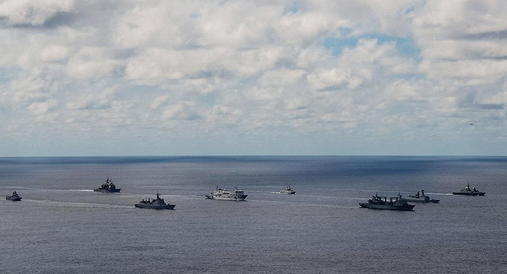 俄媒:美國推出遏制中國戰略