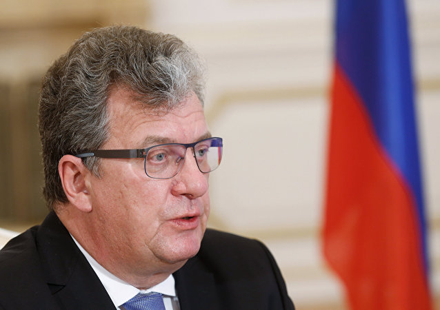 潘基文和容克将出席今年圣彼得堡经济论坛的开幕式