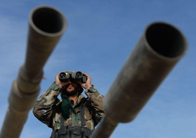 消息人士:叙政府军拟进攻被武装分子包围的代尔祖尔
