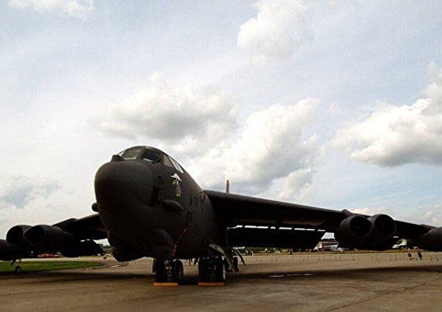 3架美B-52战略轰炸机将参加北约欧洲演习