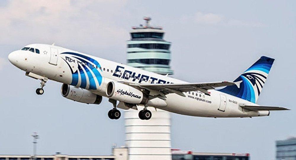 巴黎飞往开罗的埃及航空ms804号航班5月19日清晨在