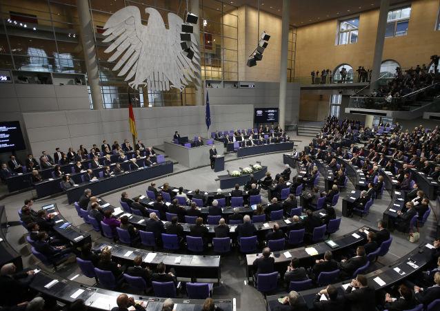 德联邦议院