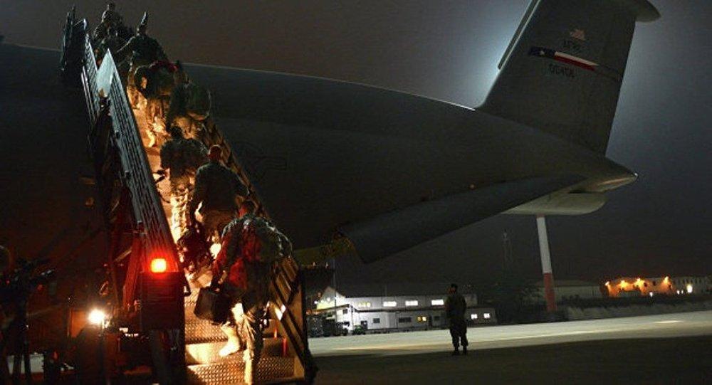 媒體:美國派出「艾森豪威爾」號航母戰鬥群參加打擊「伊斯蘭國」