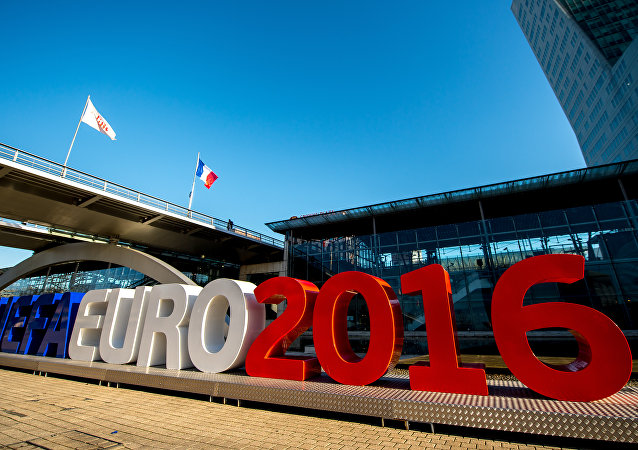 Чемпионат Европы по футболу - 2016