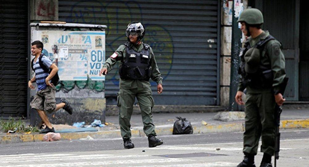 拉美诸国谴责委内瑞拉暴力行为