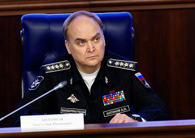 俄副防长:俄中扩大军事交流是俄方的优先方向