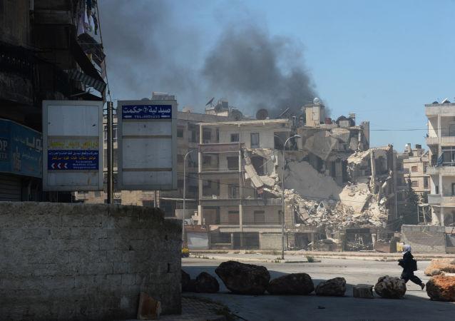 阿勒颇地区
