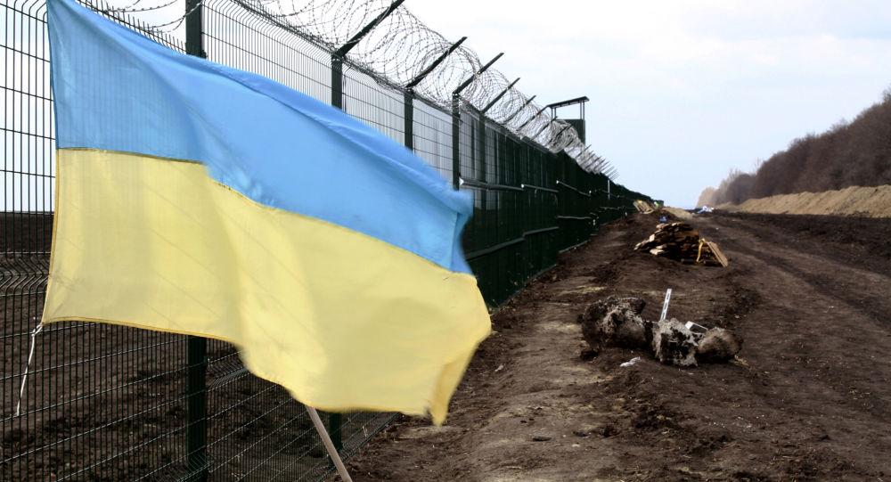 乌克兰边防人员再发现一条从摩尔多瓦铺设的水下酒类走私软管
