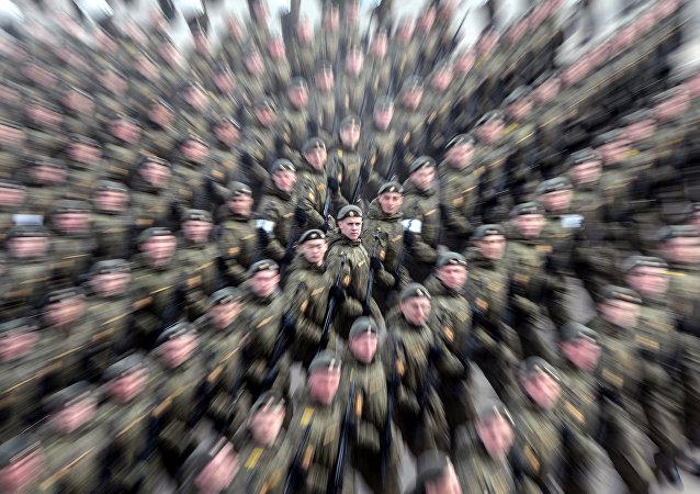 俄国防部:俄敏锐意识到必须要加强全球安全机制