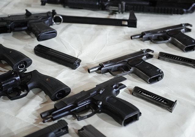 英国天空新闻台记者:存在乌克兰向西欧走私武器的渠道