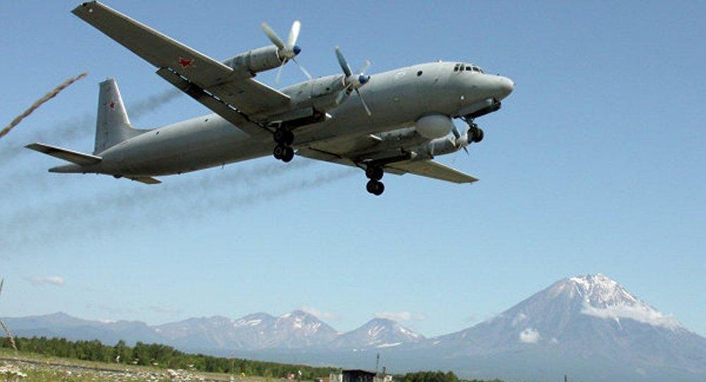 俄罗斯海军:60%的伊尔-38反潜机已完成现代化改装