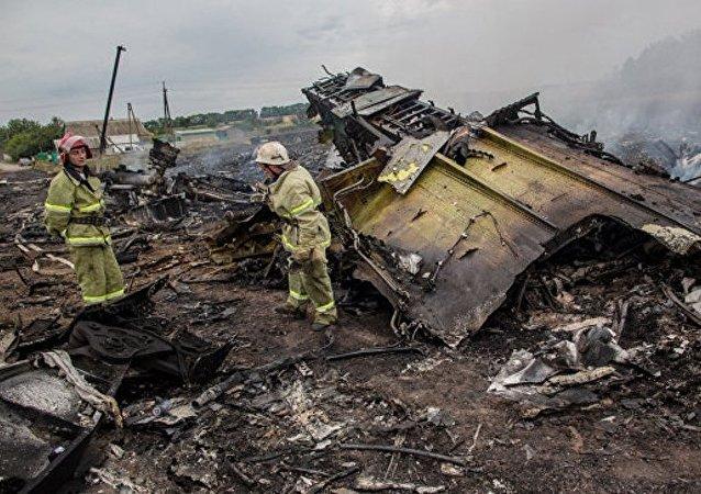 马来西亚交通部长:MH17空难的犯罪人员姓名将不会晚于2018年公布