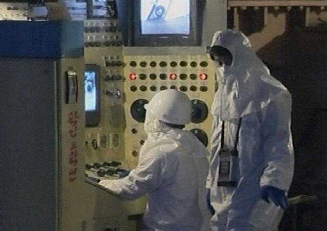 朝鲜原子能中心