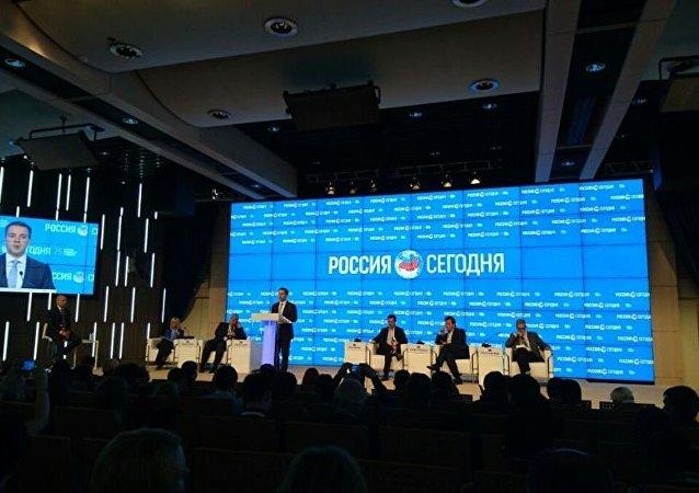 普京和阿桑奇将是莫斯科国际媒体论坛第二日的主人公