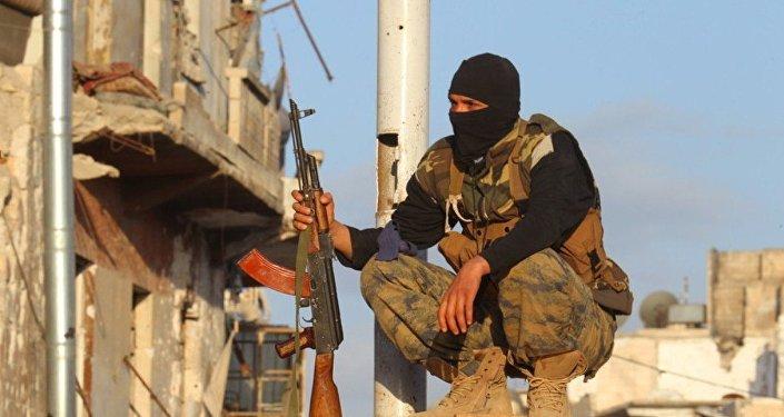 欧盟安全专员预计伊斯兰国武装分子将自伊拉克流入欧盟
