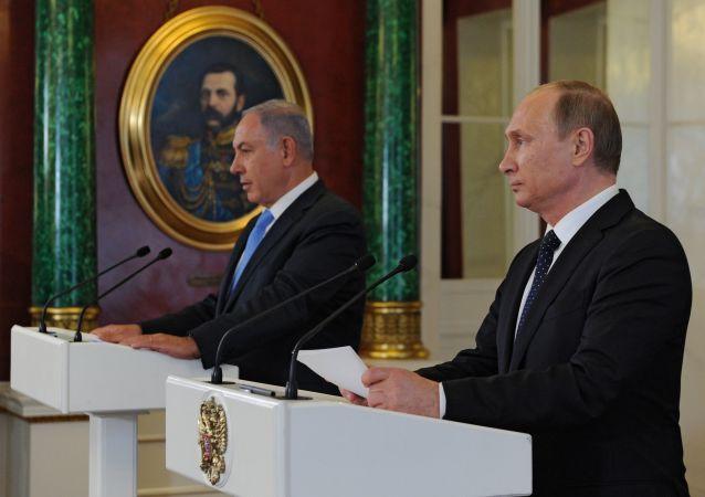 以色列总理证实将于未来几周内与俄总统举行会晤