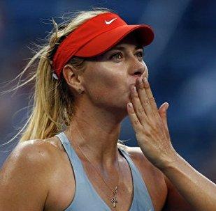 國際網球聯合會:莎拉波娃因服用米屈肼被禁賽2年 並且無法參加2016年的奧運會