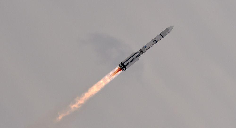 """""""质子-M""""号火箭"""
