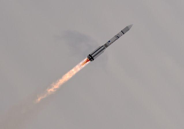 """俄航天集团:五月底发射的""""格洛纳斯-M""""卫星已正式投入使用"""