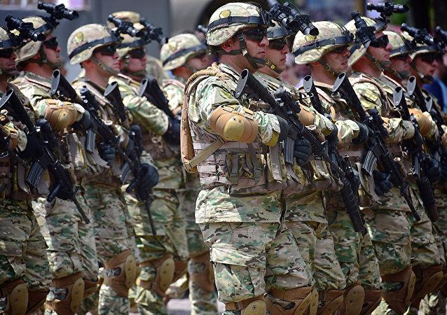 格鲁吉亚军队