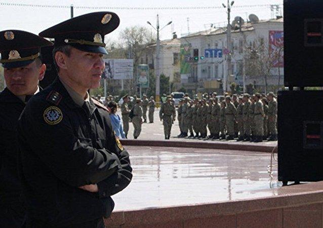 哈国阿克托别特别行动期间消灭5名恐怖分子