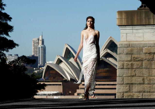 模特儿, 悉尼(澳大利亚)